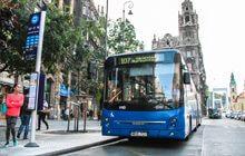 Bus Transit Stops